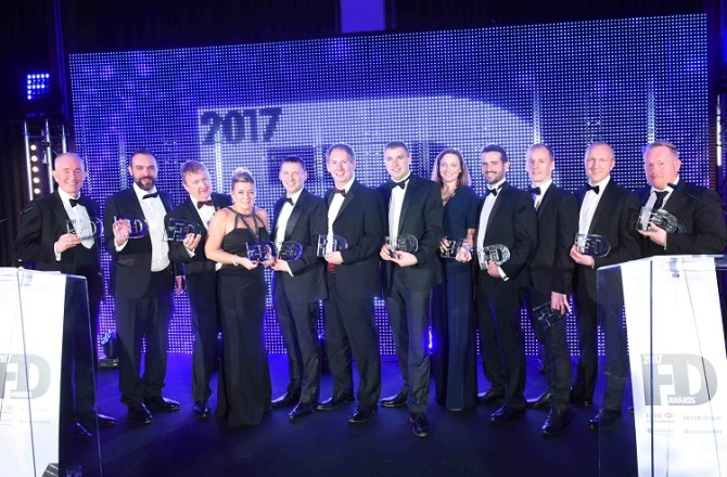 Top Awards for North Wales Financial Directors
