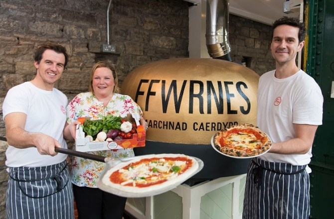 S4C Featured Pizza Firm Opens With Development Bank Funding