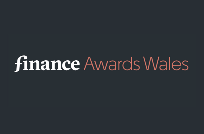 The Shortlist for the 2019 Finance Awards Wales Announced