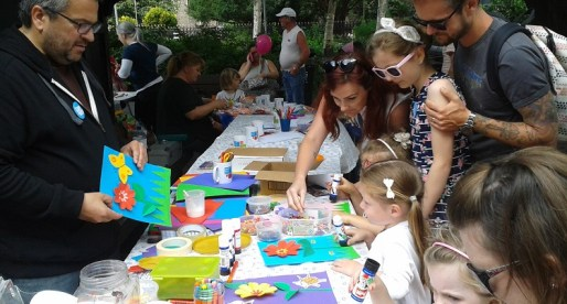 Free Family Day Held at The Cardiff Story Museum Inspired by MP Jo Cox