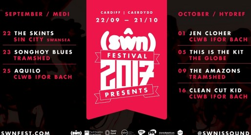 A Month of Noise: Sŵn Festival Returns Bigger and Better