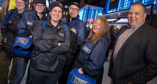 Cardiff BID Helps Keep Cardiff Revellers Safe in Year Long Partnership