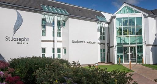 St Joseph's Hospital Celebrates 100,000 Patients Through its Doors Since Re-Launch