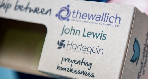 Pontyclun Printing Firm Develops Product to Tackle Homelessness in Wales