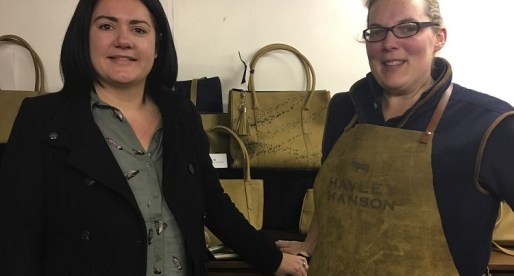 Sustainable Welsh Leather Producer Banks on Growth Following Funding