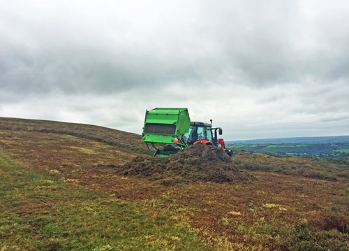 Pembrokeshire's Heathlands Opportunity for Welsh Farmers