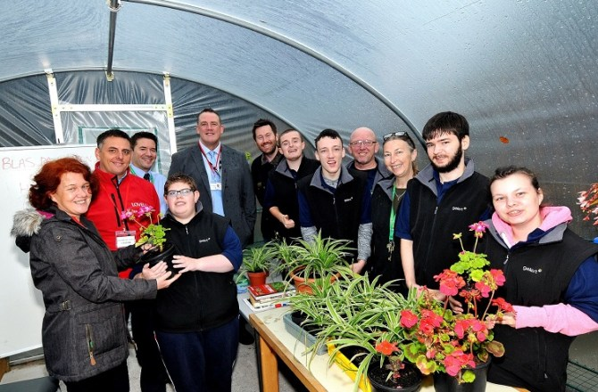 Homes Developer Helps Students Launch New Social Enterprise Business