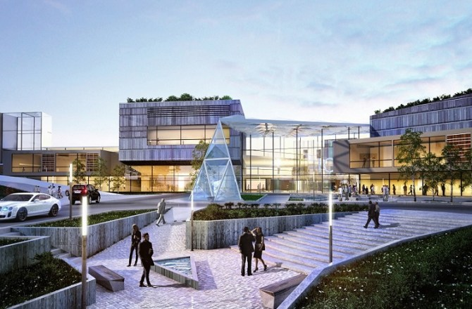 New £83 Million Convention Centre Will Bring Major Economic Boost to South Wales