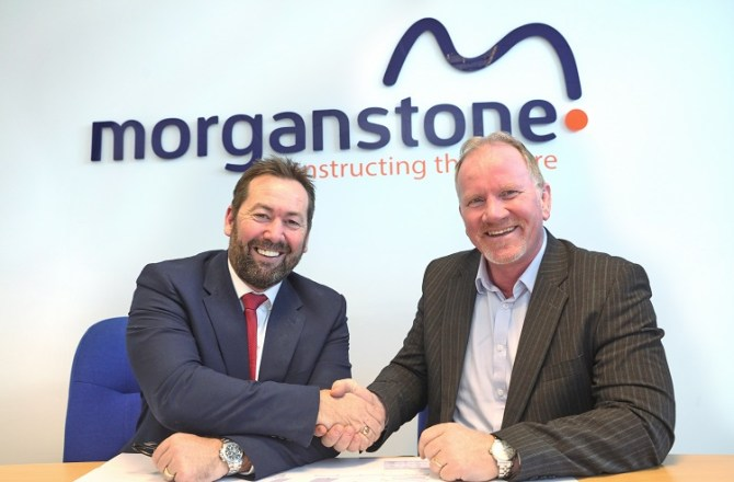 Llanelli-based Construction Company Morganstone  Welcomes New Senior Appointment