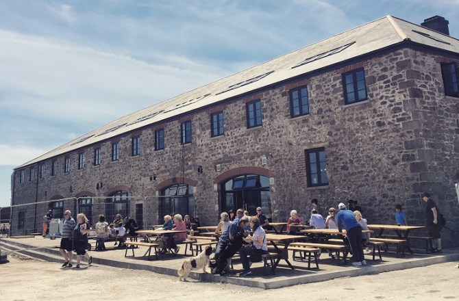 Porthcawl's Newly-Developed Jennings Building Welcomes Three Independent Businesses