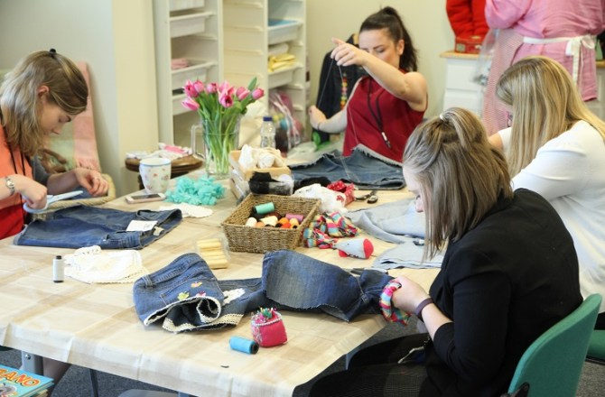 Ty Hafan Project Calls for Upcycling Volunteers