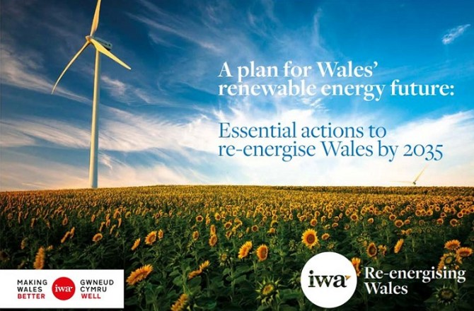 Wales Transition to 100% Renewable Energy by 2035