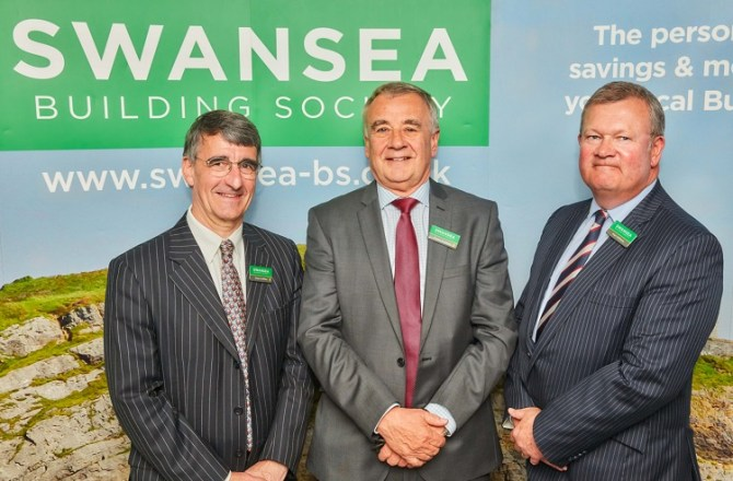 Deputy Chairman Retires from Swansea Building Society
