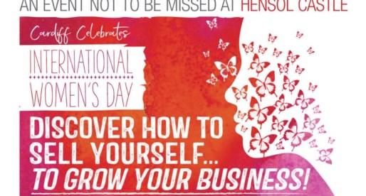<strong>9th March – Hensol Castle</strong><br>Introbiz and I AM WOMAN Host International Women&#8217;s Day Conference Event