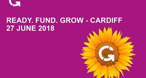 <strong>27th June – Cardiff</strong><br>Ready. Fund. Grow.