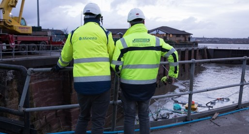North Wales Firm Builds Pioneering Tidal Energy Base