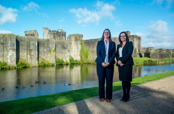 Residential Conveyancing Specialist Returns to Caerphilly
