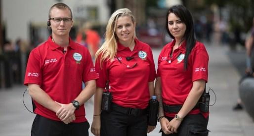 Street Ambassador Team Grows After Success in Welsh Capital