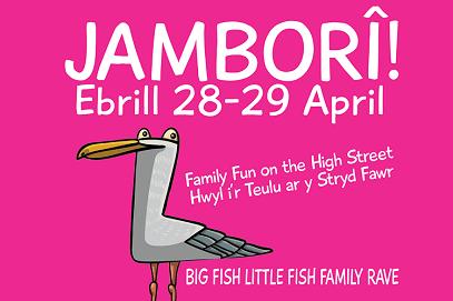 Oriel Science Headlines the Jamborî Weekend Family Festival