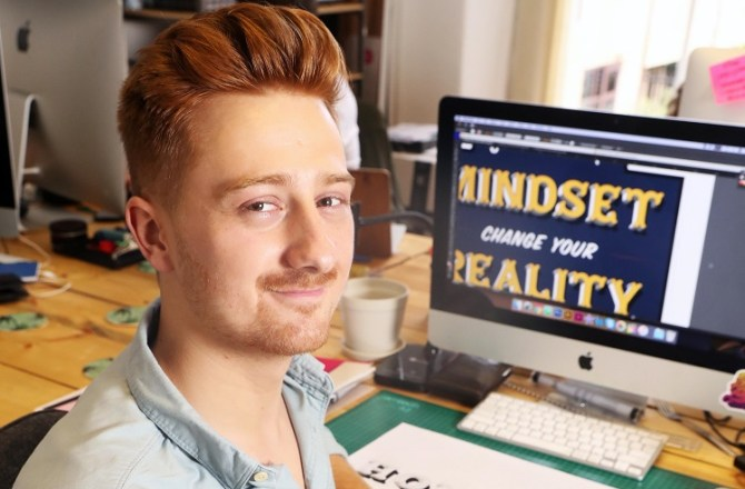 Young Entrepreneur Launches Business Against the Odds