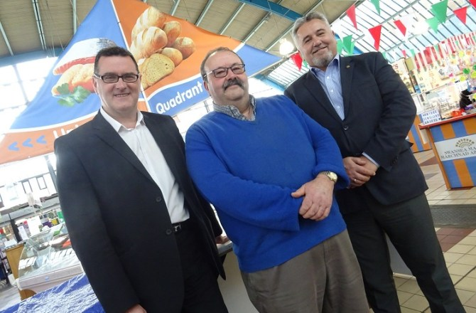 Swansea Council Appoints RDM to Brighten City's Market