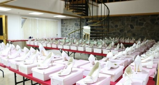Biggest Bridalwear Sale Coming to South Wales Following Berketex Administration