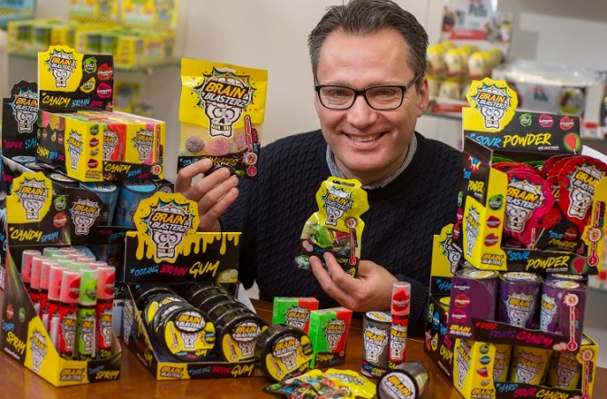 Welsh Confectioner Taps into US and Chinese Markets