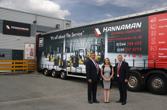 Continued Expansion For North Wales Material Handling Firm
