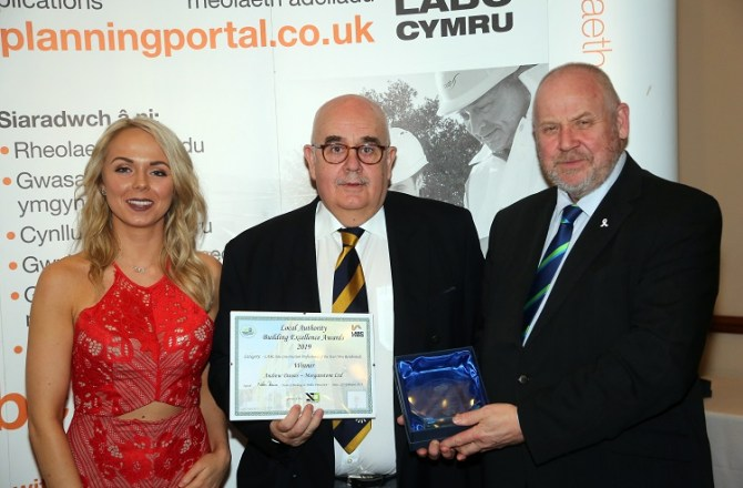 Neath Port Talbot's 2019 Building Excellence Awards