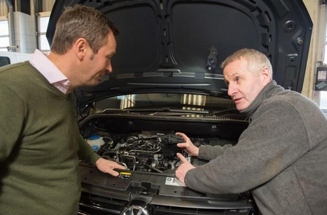 LCV Dealer David Spear Reveals Facts Behind the Ultra Low Emission Zone Plans