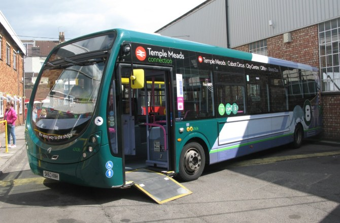 Have your Say on the Future of Bridgend's Local Bus Services