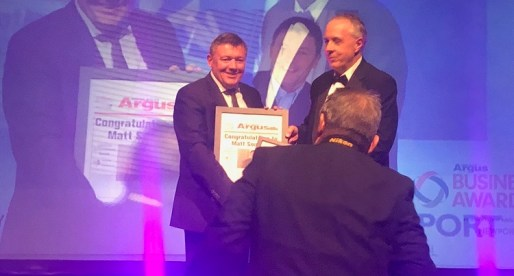 Acorn Founder Honoured by Lifetime Achievement Award