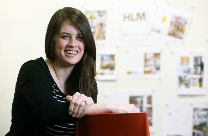 Welsh Woman Takes the Helm at International Architectural and Design Firm