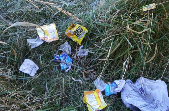 Neath Port Talbot Council Fights Against Highway Litter