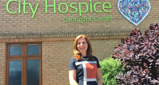 Liz Andrews Appointed New Chief Executive for City Hospice
