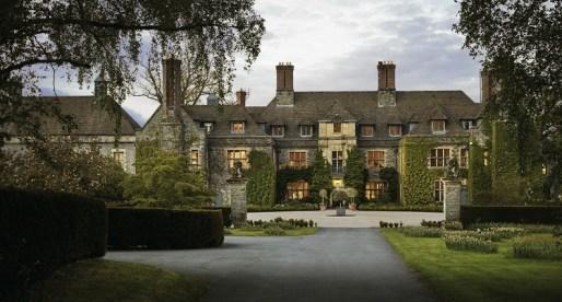 Llangoed Hall Listed in Top 100 UK Restaurants