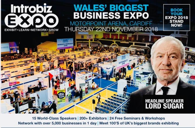 Win a Ticket to See Lord Sugar at the Eventagious Events Expo