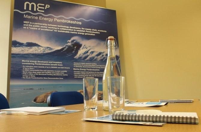 Pembrokeshire's New Marine Energy Hub