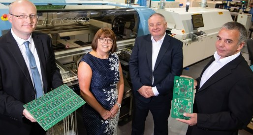 Camtronics Complete Management Buy-Out with £400,000 Succession Funding