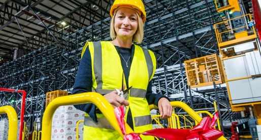 MP Opens Brewers' New Robo-Warehouse