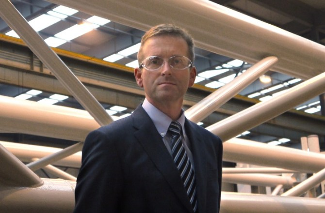 New Group Managing Director For Swansea-based International Engineering Firm