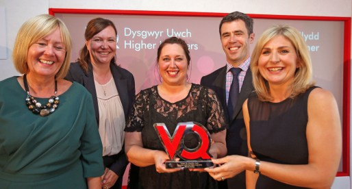 Supervisor at Port of Milford Haven Named Winner at the VQ Awards for Wales