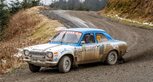 Rally GB Returns to Mid Wales