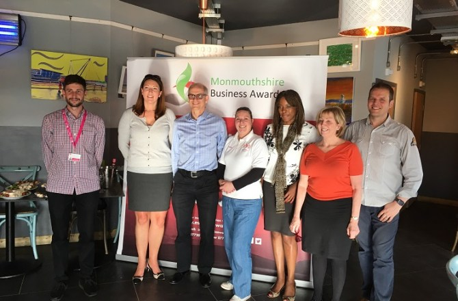 Monmouthshire Business Awards Launched in Newport