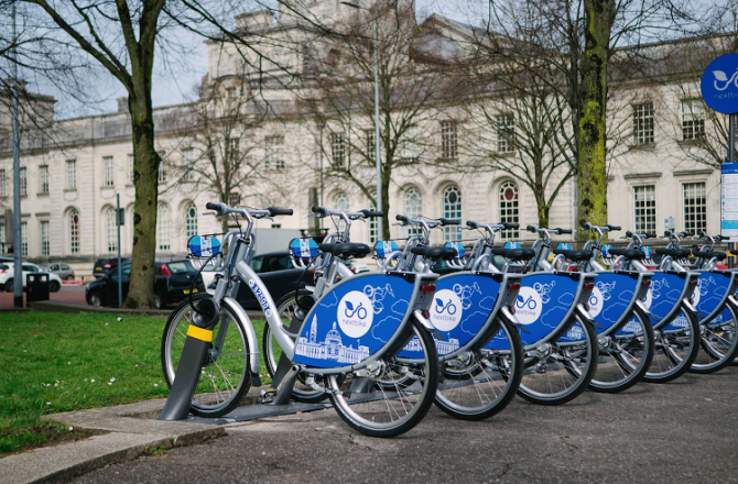 Cardiff's Nextbike Cycle Scheme Set to Double in Size