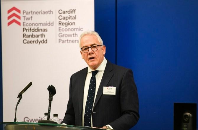 Cardiff Capital Region Growth Plan Showcased at International Property Exhibition