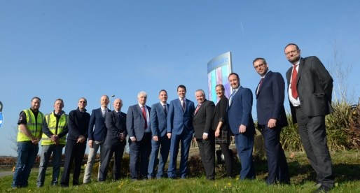 Distribution Giant DPD to Become First Business on Parc Felindre