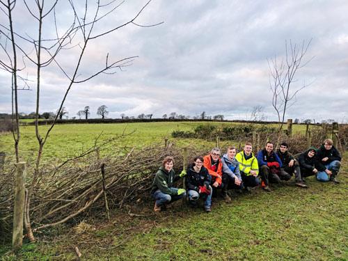 Pembrokeshire Coast National Park Expands its Volunteers Program