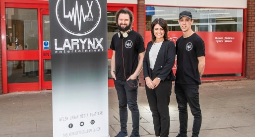 Larynx Entertainment Giving Hip-Hop a Stage in Wales