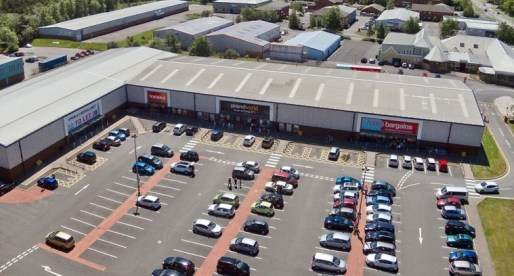 Furniture Store finds a Happy Home at Retail Park